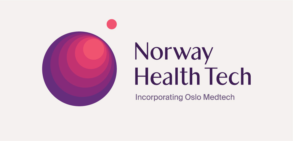 Bilderesultat for logo norway health tech