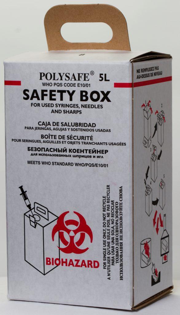 Polynor polysafe